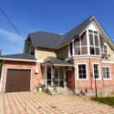 Дом из сип панелей в Бурцево