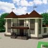Каркасный дом,СИП дом,Проект дома