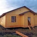Одноэтажный дом из СИП панелей